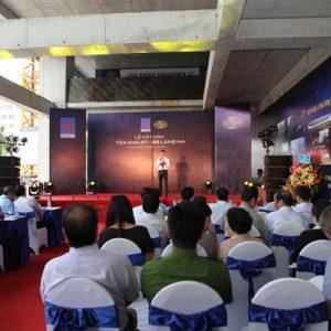 Lễ Cất Nóc Dự án Chung Cư 97-99 Láng Hạ