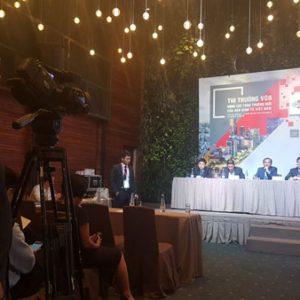 "Vinaconex Tham Gia Hội Nghị Quốc Tế ""Gateway To Vietnam 2017"""