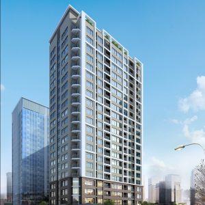 Dự án ĐTXD Tòa Chung Cư Tòa 2B – Vinata Towers